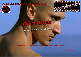 CLAIRE DENIS - cinemAnemico