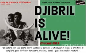 DJIBRIL IS ALIVE!  (Djibril è vivo! Al cinema e in un libro) - cinemAnemico